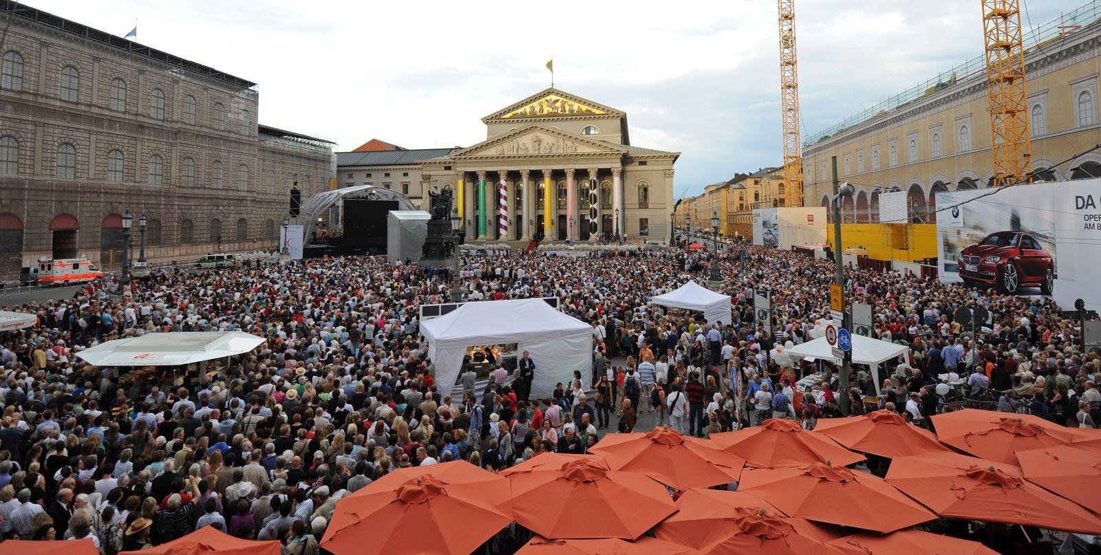 Münchner Opernfestspiele 2011