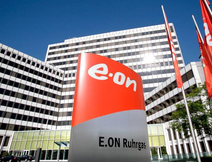 Eon-Ruhrgas-Zentrale: Milliardenrückzahlungen von Gazprom