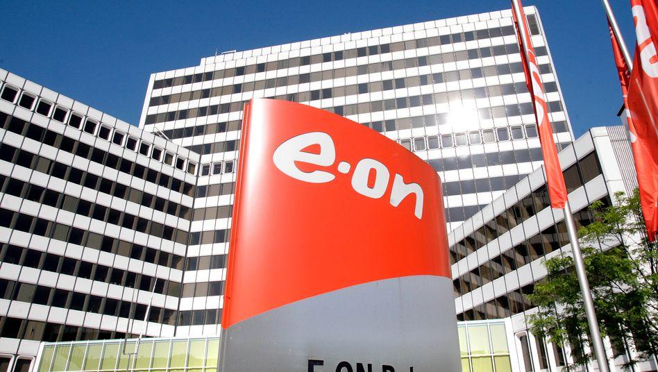 Von der Schließung bedroht: Zentrale der Gashandelstochter Eon Ruhrgas in Essen