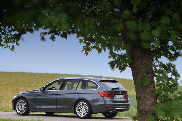 BMW 3er: Der schicke Mittelklasse-Bayer wird als Gebrauchtwagen oft gehandelt