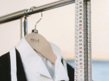 Anzug per E-Mail: Internetzugang und Maßband reichen für die Kleiderwahl