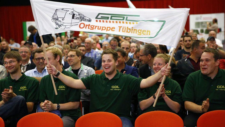 """GDL-Mitglieder in Fulda: """"Es macht sich langsam Wut in unseren Kreisen breit"""""""