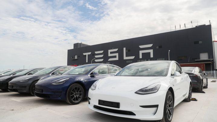 Die meistverkauften Elektroautos der Welt