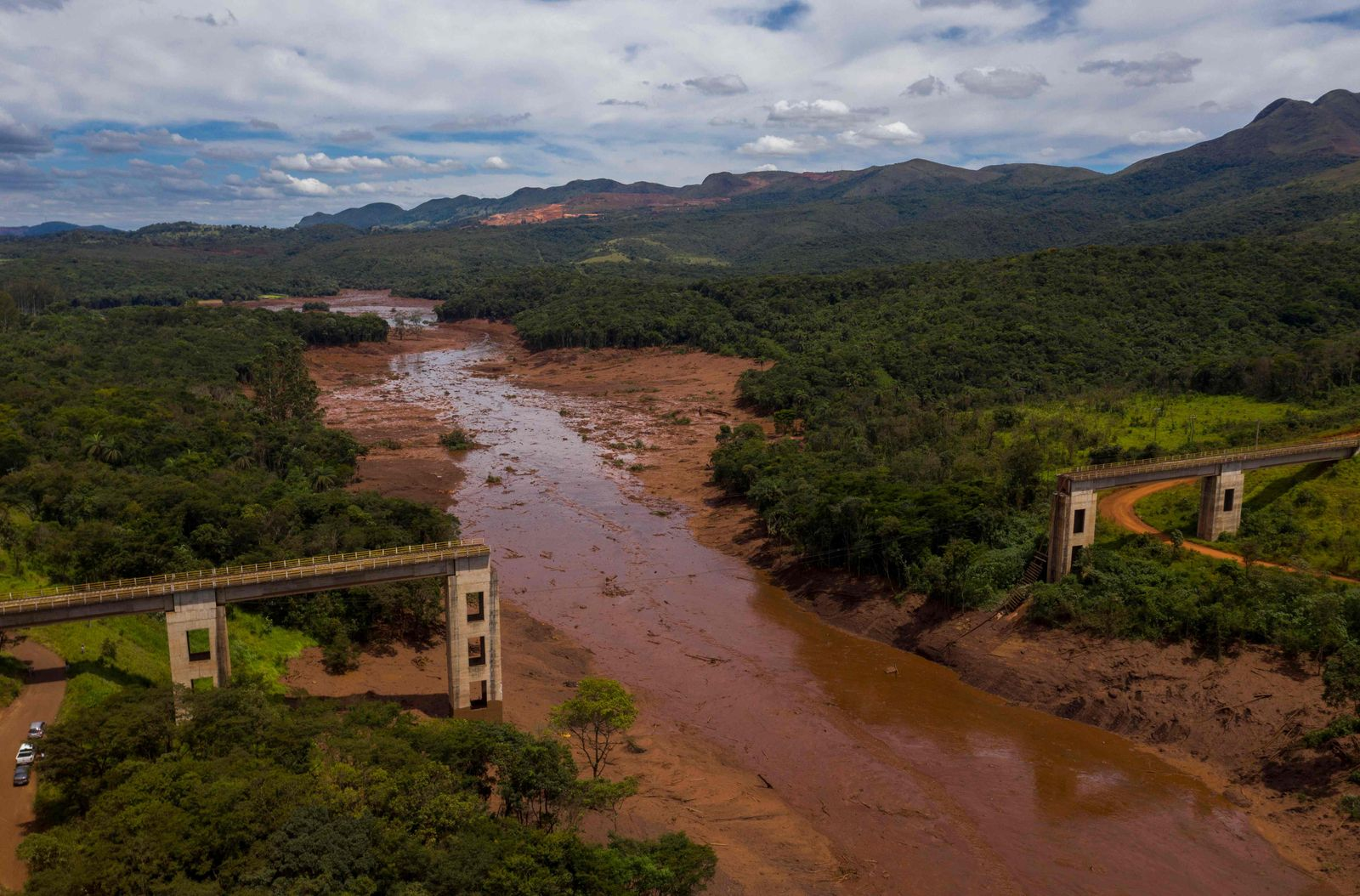 Brasilien/ Dammbruch