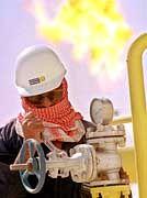 Ölförderung in Nahost: Europäer wollen Zugang zu Gasquellen