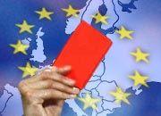 Rote Karte: Weil Europa wirtschaftlich wieder auf die Beine kommt, fahren Rentenanleger mit ihrem krisensicheren Investment anderswo besser