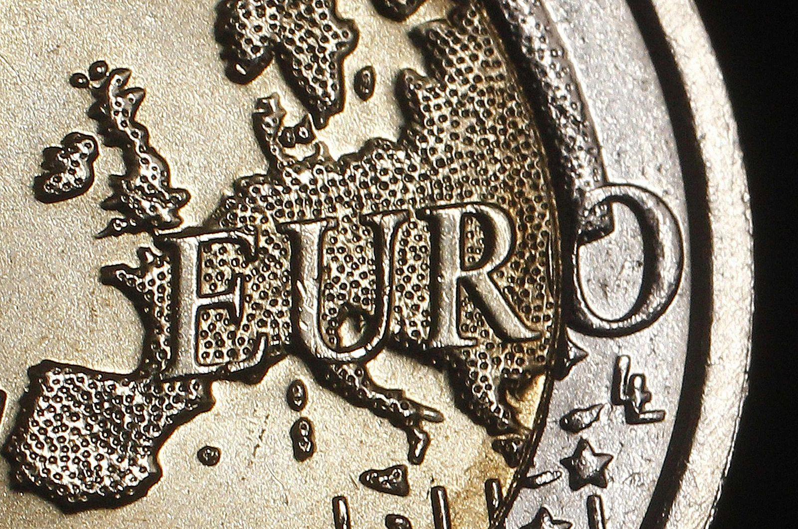 Euro / Münze / Euro-Krise