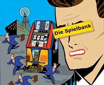 Berliner Bankenskandal: Eine Geschichte von Tricksern und Täuschern, Schuften und Scheinheiligen