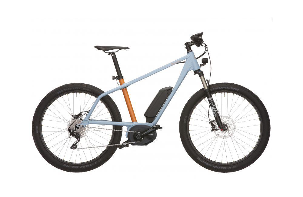 Fahrrad / Riese und Müller / Charger 45er