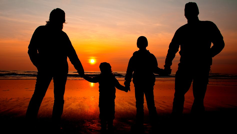 Familien mit Kindern