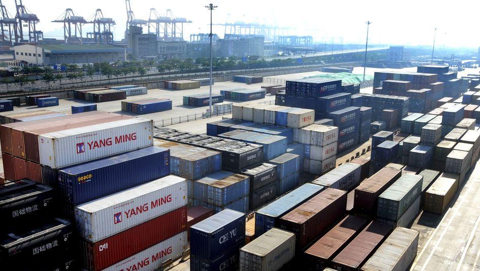 Währung auf Tiefstand: Yuan sackt ab