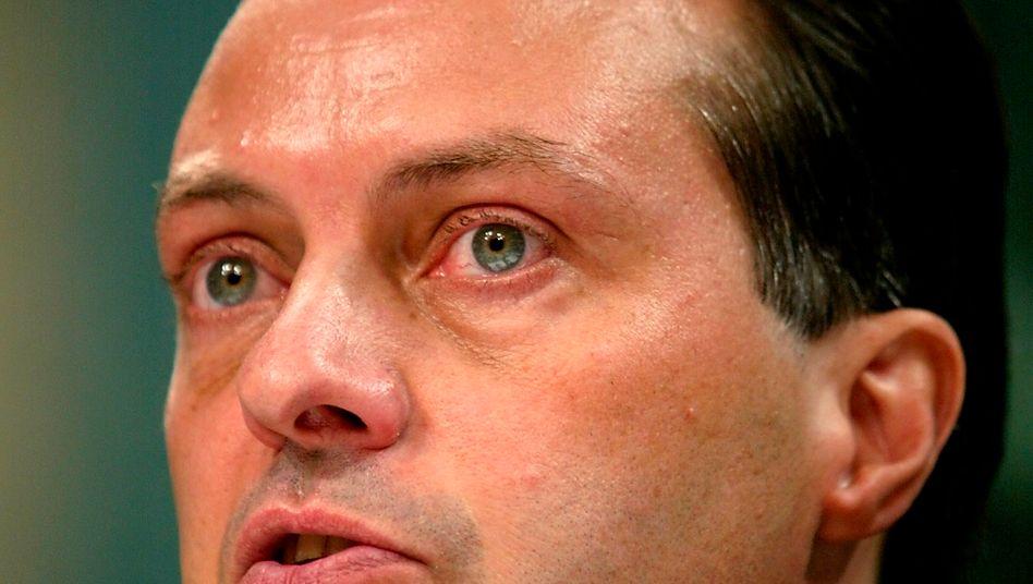 John Legere: Der neue Chef der Deutsche-Telekom-Mobilfunktochter in den USA gibt sich angriffslustig