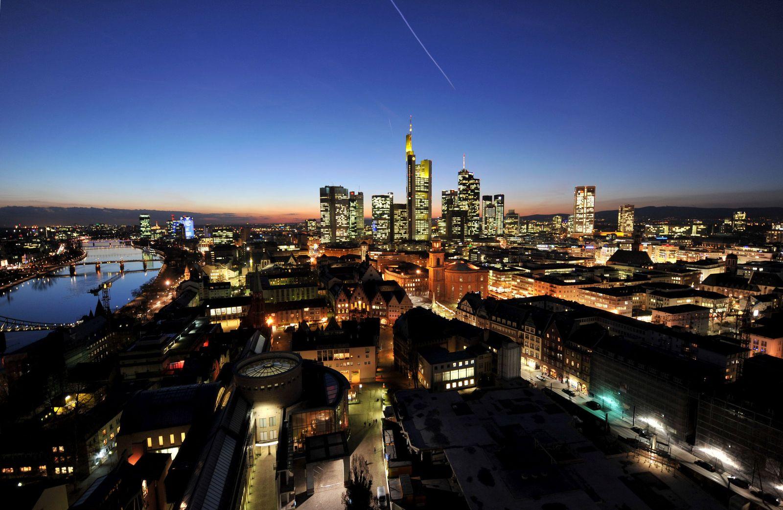 Frankfurt / Skyline