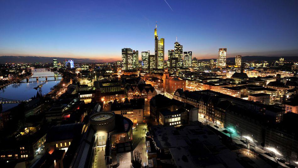 Frankfurter Bankenviertel: Die Serie negativer Nachrichten reißt nicht ab
