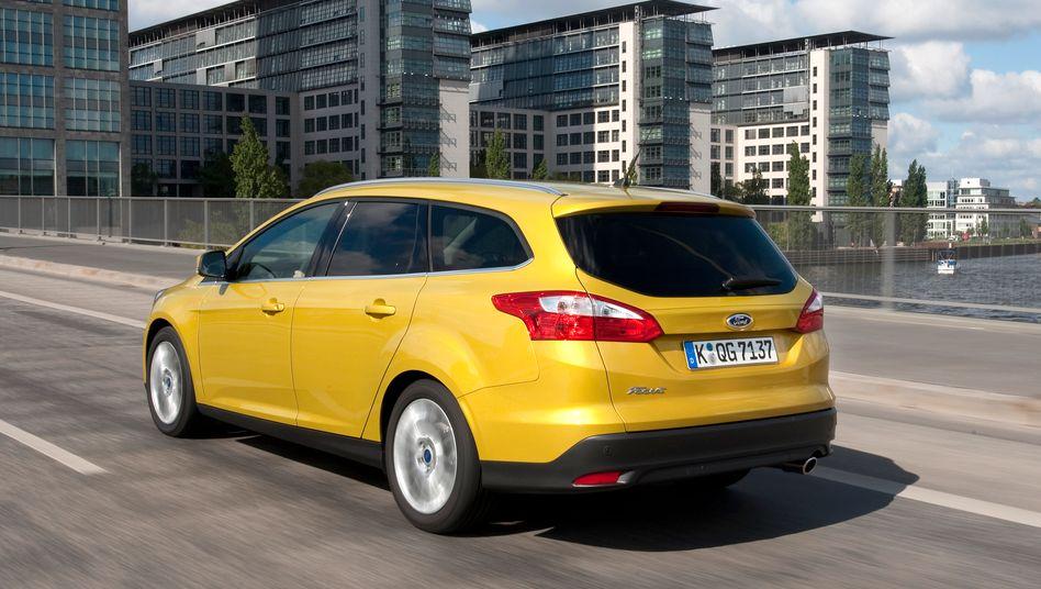 Ford Focus Turnier: Der US-Autobauer gewinnt Marktanteile, der Gewinn hinkt aber hinterher
