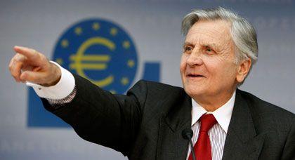 Wegweisend: Nach der nächsten Ratssitzung der EZB könnte Bankpräsident Trichet aufzeigen, wie das Institut Liquidität aus dem Markt nehmen will