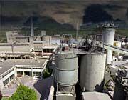 Dunkle Wolken: Für Unternehmen wie den Bausstoffkonzern Heidelberg-Cement, im Bild das Werk in Leimen, ist Deutschland kein Topstandort mehr