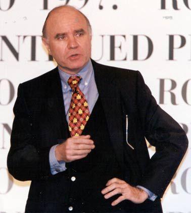 Dr. Doom: Der Schweizer Asien-Experte Marc Faber warnt vor Aktien aus Schwellenländern