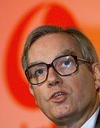 Vodafone-Chef Chris Gent muss Short Seller nicht fürchten. Die Marktkapitalisierung des Mobilfunkunternehmens liegt bei über 150 Milliarden Euro