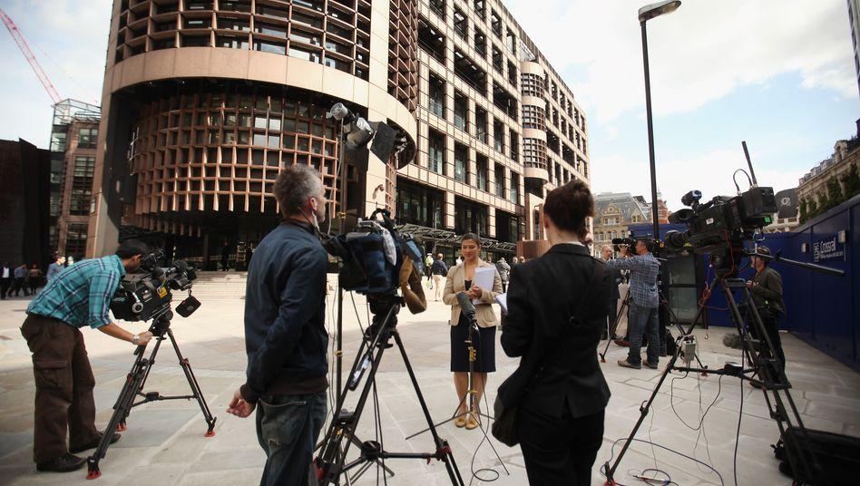 Festnahme in London: UBS-Banker verliert Milliarden