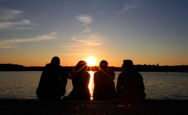 Enge Freundschaften sind vielen Männern eher fremd als den meisten Frauen