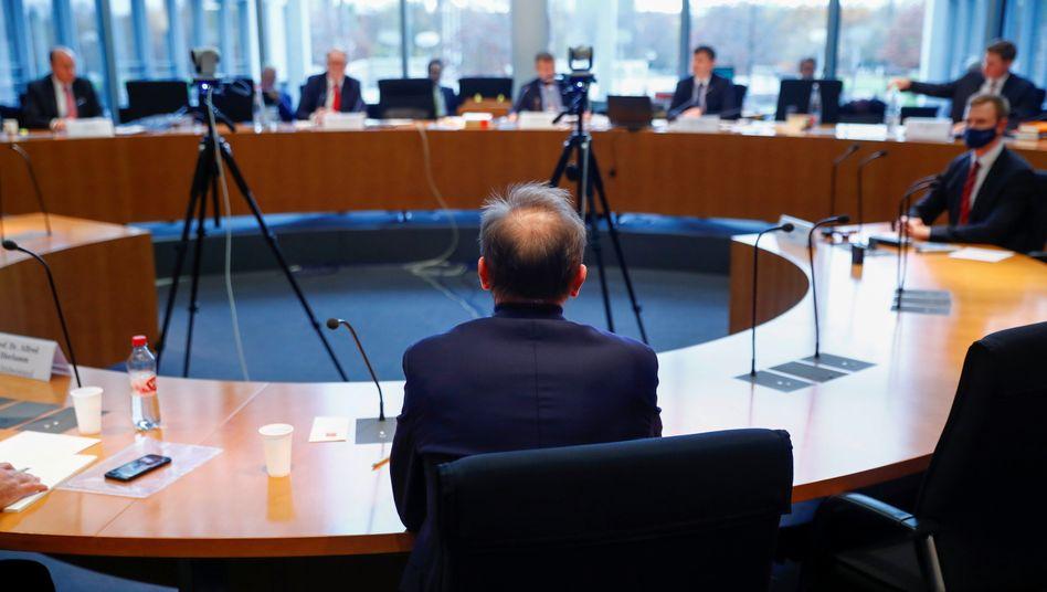 Sitzungstag ohne Aufklärung: Wie Ex-Wirecard-Chef Markus Braun verweigerten auch die anderen Zeugen im Untersuchungsausschuss am Donnerstag die Aussage