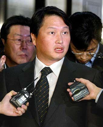 Dem Staatsanwalt ein dicker Fisch: Chey Tae Wons