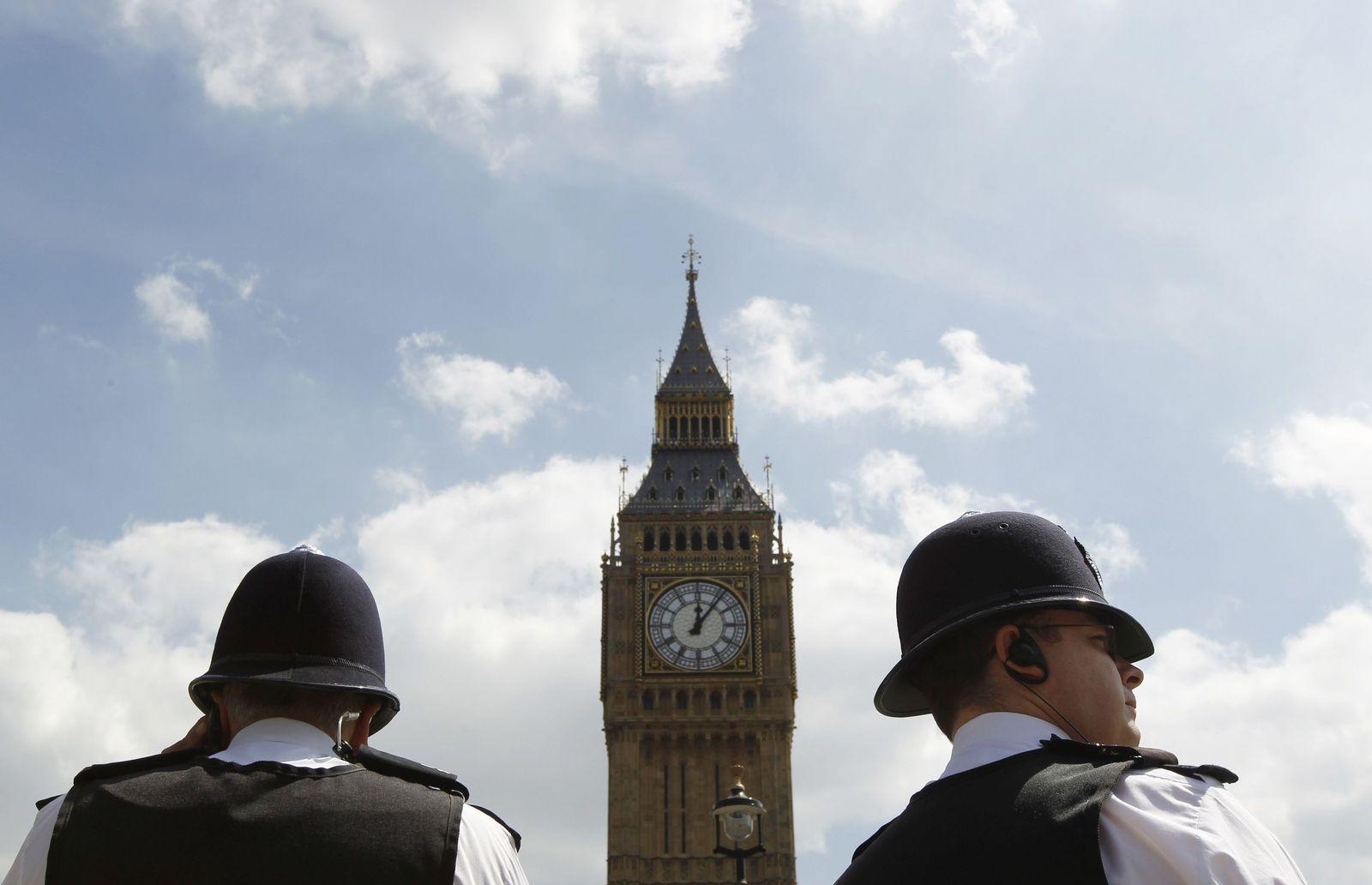 Großbritannien / Polizei