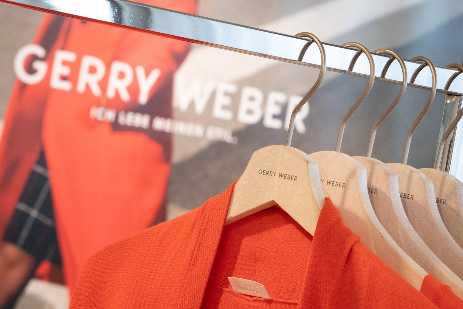 Gerry Weber-Chef verlässt das Unternehmen