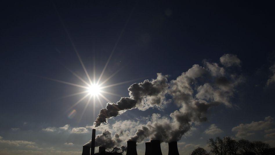 Kohlekraftwerk bei Liverpool: Aussterbende Spezies