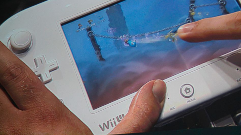 Nintendos Wii U: Allein am ersten Verkaufswochenende gingen 400.000 Geräte über den Ladentisch