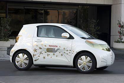Elektoauto von Toyota: Die Japaner wollen die neue Technologie künftig auch in den USA vorantreiben
