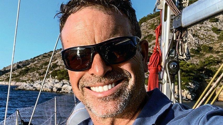 Ingmar Hoerr: Der 51-Jährige träumt vom Segeln in der Antarktis