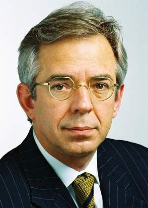 Wollte Abschied nehmen: Postbank-Anlagechef Rizos