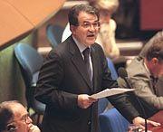 Am Mittwoch stellt sich Prodi dem Europäischen Parlament zur Wahl.