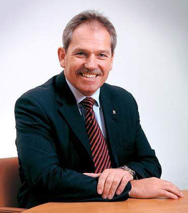 Ein Bayer in England: Hermann Bohrer ist verantwortlich für die Fertigung im neuen Werk von Rolls-Royce