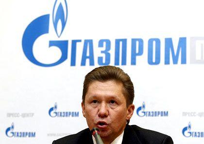"""Gazprom-Chef Miller: """"Wir haben Weißrussland aufgefordert, die Schulden zu bezahlen"""""""