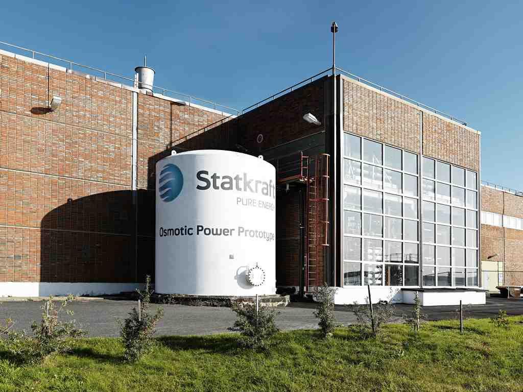 Weltweit erstes Osmose-Kraftwerk wird in Norwegen eröffnet
