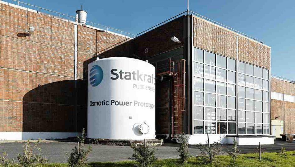 Statkraft-Anlage in Norwegen: In der Heimat ist die Welt für den Versorger noch in Ordnung