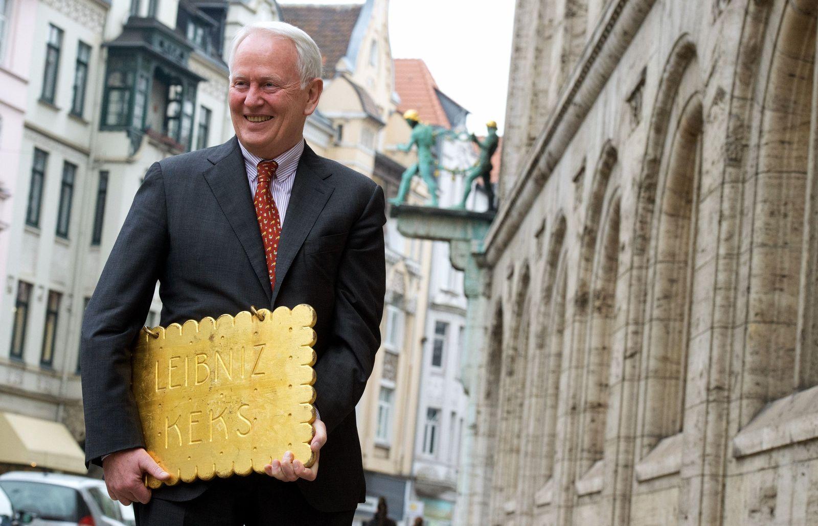 Goldenen Leibniz-Keks