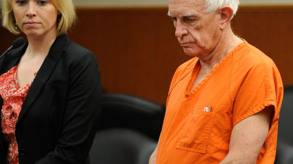 Ex-Sherrif Sullivan: Er galt als nationaler Held und Drogenbekämpfer