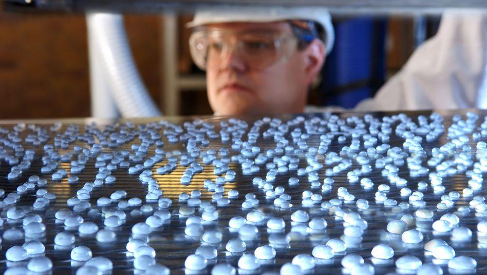 Merck-Medikamentenherstellung: Investoren feiern den Gewinnanstieg mit einem Kursfeuerwerk