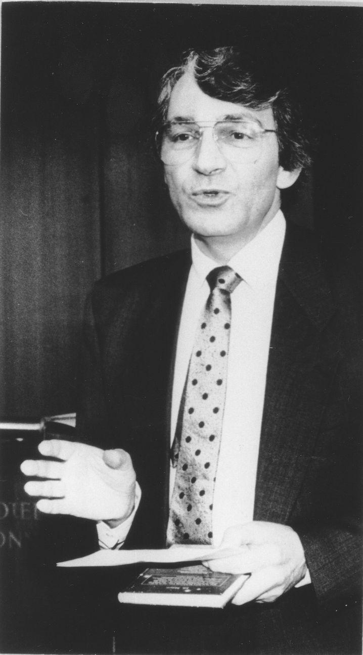 Lidl- Firmengründer Dieter Schwarz (Archivbild):
