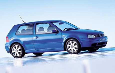 Der VW Golf (hier der V6) bleibt die Nummer eins