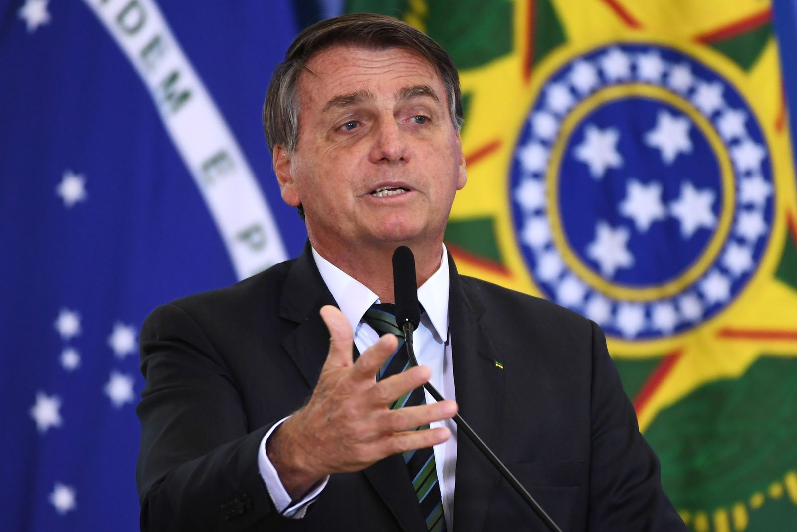 BRAZIL-ENVIRONMENT-NATIONAL PARK-BOLSONARO
