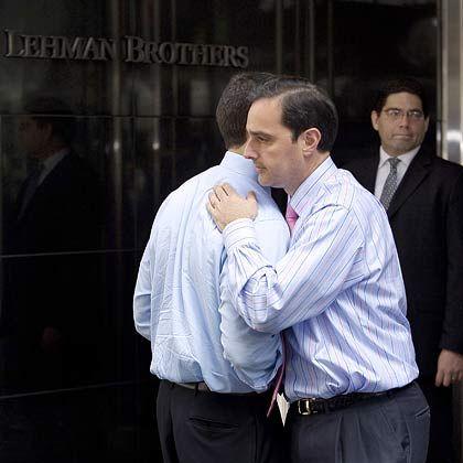 Anfang vom Ende: Die Insolvenz der Investmentbank Lehman Brothers