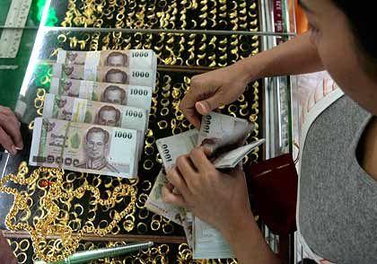 Edelmetallgeschäft in Thailand: Schroders setzt auf asiatische Zinspapiere
