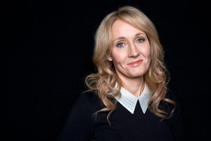 """Joanne K. Rowling: Dank """"Harry Potter"""" nur zu bekannt mit Bösewichtern wie Voldemort"""