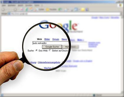 Suchmaschinen im Internet: Finden will gelernt sein