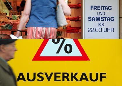 Ausverkauf in der Euro-Zone: Im Juni erstmals Deflation